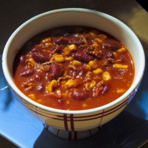 Chili repas